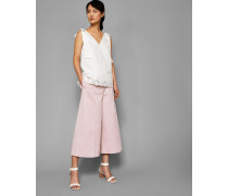 Culotte Mit Paperbag-taille