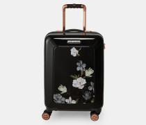 Kleiner Koffer mit Opal-Print