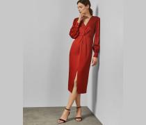 Bodycon-Kleid mit Twist-Detail