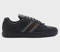 Sneakers aus Weichem Leder