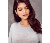 Drop Ted Gorgeous Pullover aus Kaschmir-Mix