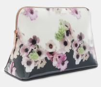 Make-Up-Tasche mit Neopolitan-Print