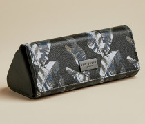 Printed Folding Sunglasses Case