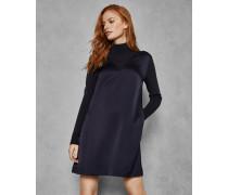 Kleid mit Tunika-Overlay