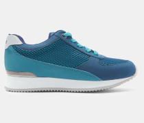 Sneakers in Blockfarben