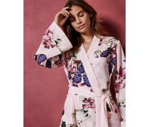 Kimono mit Kensington Floral-Print