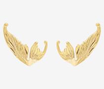 Ohrstecker Im Flügeldesign