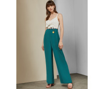 Jumpsuit mit Bindedetail