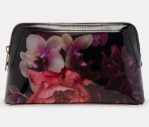 Make-Up-Tasche mit Splendour-Print
