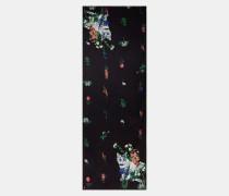 Gewebter Schal mit Florence-Print