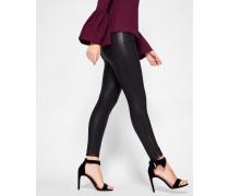Strukturierte Skinny-jeans