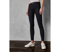 Skinny-Jeans mit Ziernähten