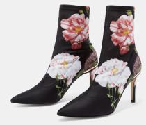 Bedruckte Sock Boots