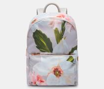 Nylon-rucksack Mit Chatsworth-print