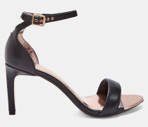 Sandalen mit Geradem Absatz