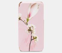 Iphone X-Hülle mit Spiegel und Harmony-Print