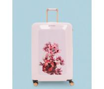 Großer Koffer mit Splendour-Print