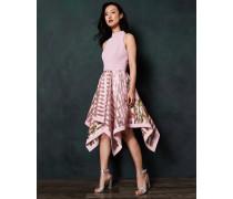 Harmony Burnout Stripe Kleid
