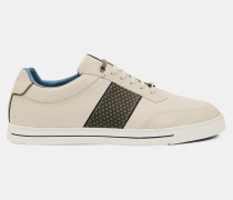Derby-Sneakers mit Cupsohle