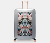 Großer Koffer Mit Mirrored Minerals-print
