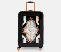Mittelgroßer Koffer Mit Versailles-print