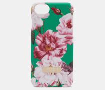 Iphone 6/6s/7/8-Flip-Hülle mit Iguazu-Print