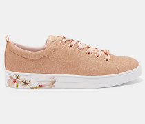 Sneakers mit Harmony-Print Auf der Sohle