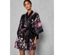 Kimono mit Sunlit Floral-Print