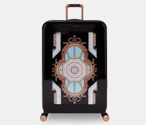 Großer Koffer Mit Versailles-print