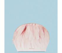 Kosmetiktasche in Kuppelform mit Angel Falls-Print