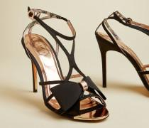 Bow Detail Strap Sandal