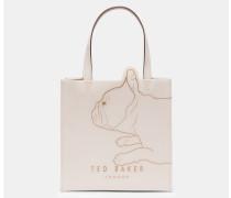 Kleine Icon-Tasche mit Cotton Dog-Design