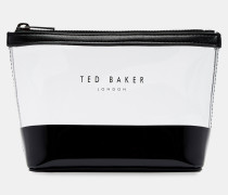 Make-Up-Tasche in Trapezform