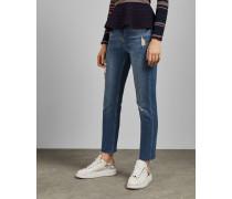 Jeans im Girlfriend-Fit