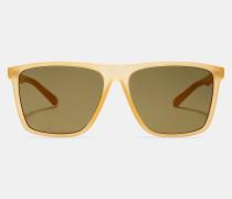 Sonnenbrille mit Bedruckten Bügeln