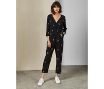 Jumpsuit mit Midnight Sun-Print
