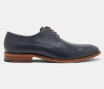 Klassische Derby-Schuhe aus Leder