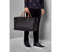 Reisetasche aus Fein Perforiertem Leder