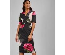 Bodycon-Kleid mit Magnificent-Print