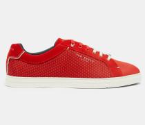 Sneakers mit Geo-Print