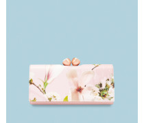 Leder-Portemonnaie mit Harmony-Print