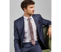 Karierte Debonair Jacke aus Wolle