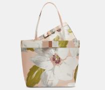 Chatsworth Bloom Satin-shopper-tasche