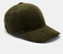 Baseball-Kappe aus Cord