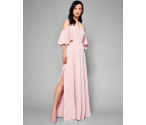 Maxikleid Mit Cut-out-schulter