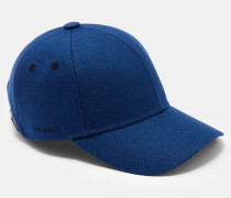 Baseball-Kappe mit Mikro-Punkte-Print
