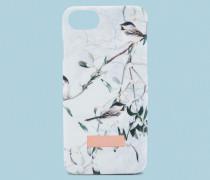 Iphone 6/6s/7/8 Flip-Hülle mit Mistletoe Kiss-Print