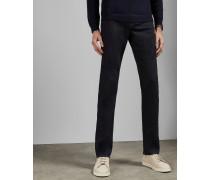 Lange Denim-Jeans mit Geradem Schnitt