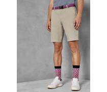 Einfarbige Golf-Shorts