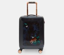 Kleiner Koffer mit Houdinii-Print